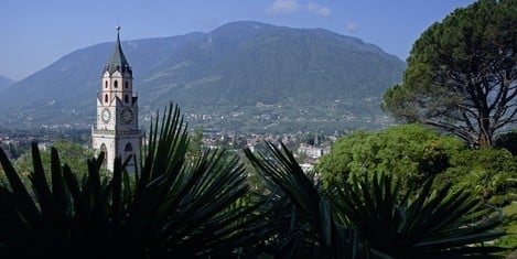 Weather in Merano