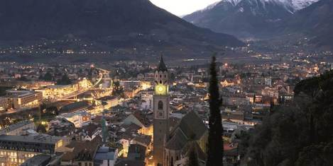 Winter in Meran