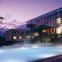 Relax in the thermal bath of Merano
