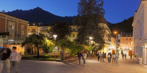 Historic centre of Merano