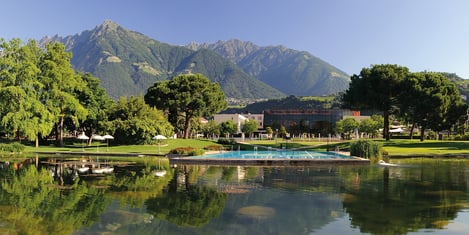 The thermal bath of Merano